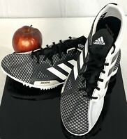 NEW ADIDAS Men's Adizero Ambition 4 Running Shoe,Core Black,Ftwr White,Size 11.5