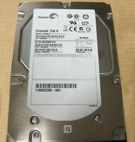 Seagate Cheetah 146GB 15k FC Hard Drive HDD ST3146356FCV 9CE007-031 FW: HC08