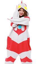 Ultraman Fleece Costume for Party Cosplay Japanese Kigurumi NEW
