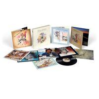 STEVE HACKETT - THE CHARISMA YEARS 1975-1983 (LIMITED 9-LP BOX)  9 VINYL LP NEU