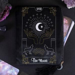 Pagan/Wiccan The Moon Zipped Tarot Bag