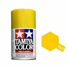 Tamiya Ts-47 Chrome Yellow Spray Paint Can 3 oz 100ml #85047 Mid America Raceway