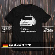 T-shirt Audi S4 Avant B5 '97-'02