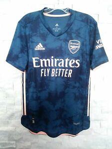 Adidas 2020-21 Arsenal Authentique 3RD Jersey (GH6654) Bleu-Rose