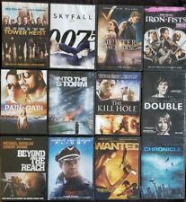 Lot Of 12 Dvds Action Comedy Drama Sci Fi Movie Collection M1