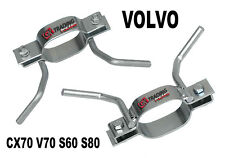 Exhaust  Clamp Strap To Suit VOLVO XC70 V70 S60 S80 - Fixing kit. NEW!