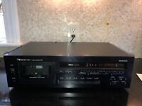 Mint Nakamichi 480 2 Head Cassette Deck Perfect Working Condition