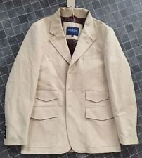 Hackett Cotton Blazers Regular Size Coats & Jackets for Men