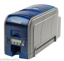 Datacard SD160 PVC Card Printer Simplex USBMAG 100 INPUT HOPPER NEW