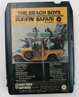 Beach Boys Surfin Safari 8-Track Cartridge, Capitol Records – 8XY-4572
