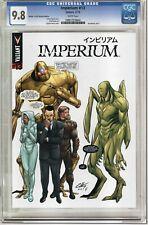 IMPERIUM #13 RARE Replica CGC VARIANT Valiant Comics 2016