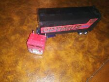 Transformers Optimus Prime G2 figure with trailer