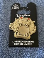 WDW 25th Anniversary Aladdin  Cave of Wonders Hinged Pin 125588 LE 3000