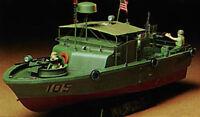 Tamiya US Navy PBR31 MkII Pibber boat 1/35 plastic model kit new 35150