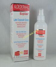 ESI Aloedermal Solare LATTE DOPOSOLE SPRAY 200ml + acido ialuronico burro karitè
