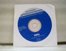 Dell CyberLink PowerDVD 5.7 Software CD     0WH304  New/Sealed