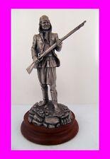 "Chilmark Fine Pewter Figurine By Polland 1995 ""RENEGADE APACHE"" #148"