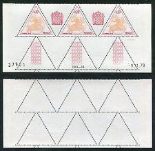 3 Timbres Taxes MONACO neufs TB** YT n° 64 - Sceau Princier - Coin Daté 09/11/79