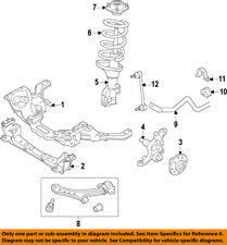 FORD OEM 2010 Mustang Front Suspension-Coil Spring AR3Z5310A