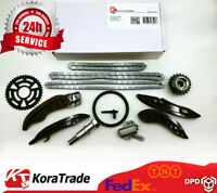 BMW N47 2.0 DIESEL ENGINE OE QUALITY ENGINE TIMING CHAIN KIT FREE 24H SHIPPING