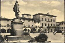cartolina GREVE CHIANTI piazza matteotti
