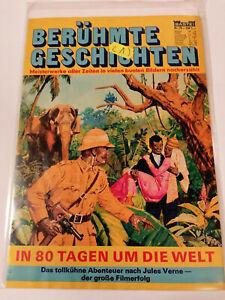 Bastei Sonderband Nr 18 ( 1 ) 1970 In 80 Tage um die Welt Berühmte Geschichten