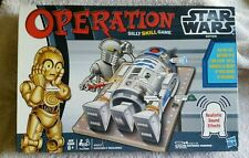 Operation silly skill game Star Wars edition  Hasbro