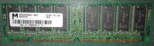 RAM MEMORIA MICRON MT8LSDT864AG-10EC7 64 MB PC100-222-620 9944 168-PIN DIMM