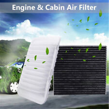Engine Air Filter &CABIN AIR FILTER For Toyota Corolla Yaris Matrix  OEM QUALITY