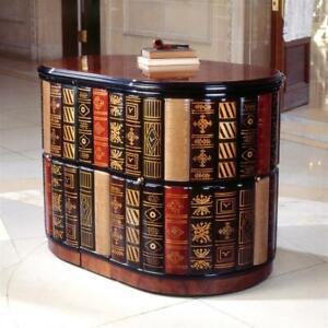 OA3650 - Nettlestone Library Ensemble - Library Table w/2 Barrel Chairs