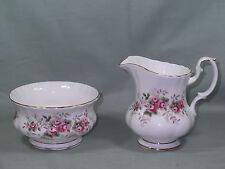 Royal Albert Lavender Rose Milk Jug & Sugar Bowl
