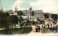Bournemouth. The Square # 85 by LL / Levy. Coloured.
