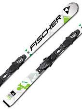One Way Fischer MOTIVE X Allmountain Carver Carving Skiset Alpin Schi Set NEU UV
