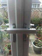 French door / double door security lock mortice lock , patio door lock handle .,