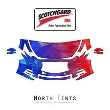 3M Scotchgard PreCut Paint Protection Clear Bra PPF for Infiniti Q50 2014-2017