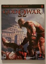 God of War Prima's Official Strategy Guide.