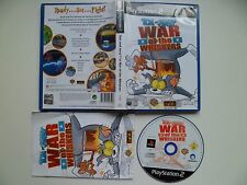 ps2 Tom and Jerry War of the Whiskers - great condition with book