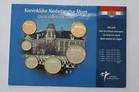 NETHERLANDS 2000 MINT SET B18 CAR-215