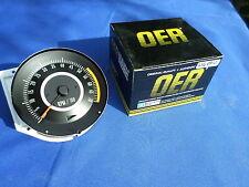 NEW 67 Camaro SS 1967 350 396 Tach Dash Tachometer 5500 RPM Redline OER 6468910