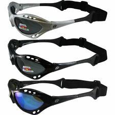 3 Polarized Floating Sunglasses Jet Ski Goggles Surfing Kayaking Smoke Blue