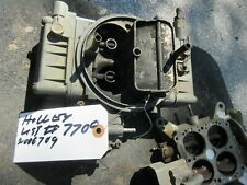 1970's Holley Carburetor LIST 7700 2006709 GM Chevy Pontiac Olds ?