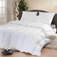LUXURY HOTEL WARM NEW DUVET 100% COTTON QUILT TOG 15 DOUBLE 4.5 13.5 10.5 SINGLE