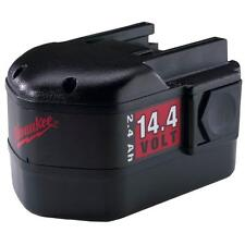 Rechargeable Ni Cd Battery 14.4 Volt 2.4 Amp Slide Style Ni Cad Cordless Tools