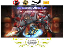 Robo's World: The Zarnok Fortress PC & Mac Digital STEAM KEY - Region Free