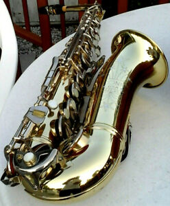 Vintage '69 USA CONN Shooting Stars (Director) Alto Sax in Great Condtion w/Case