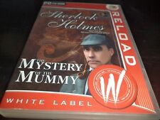 Sherlock Holmes   the mystery of the mummy Pc game hidden object