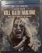 Kill Katie Malone - Combo Pack (BRAND NEW Blu-ray/DVD) FREE SHIPPING !!