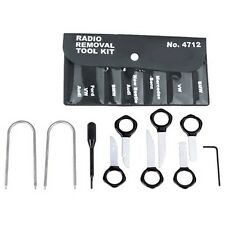 OTC 4712 European Radio Removal Tool Kit