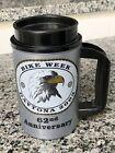 Daytona Beach Bike Week 2003 Plastic Coffee Mug Cup Beer Soda 62 Anniversary