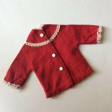 Sindy doll 1965 Frosty Nights 13S62 Pyjamas Top vintage dolls clothes